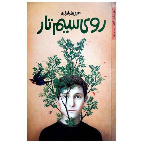 کتاب روی سیم تار اثر حسین قربانزاده انتشارات شهرستان ادب