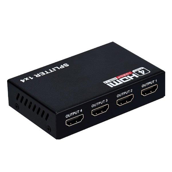 اسپلیتر 4 پورت HDMI مدل H4
