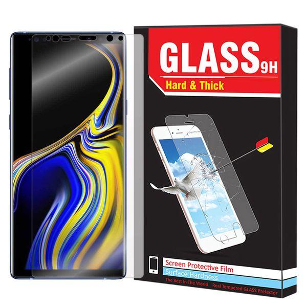 محافظ صفحه نمایش  یووی لایت Hard and thick مدل U-02 مناسب برای گوشی موبایل سامسونگ Galaxy Note 9