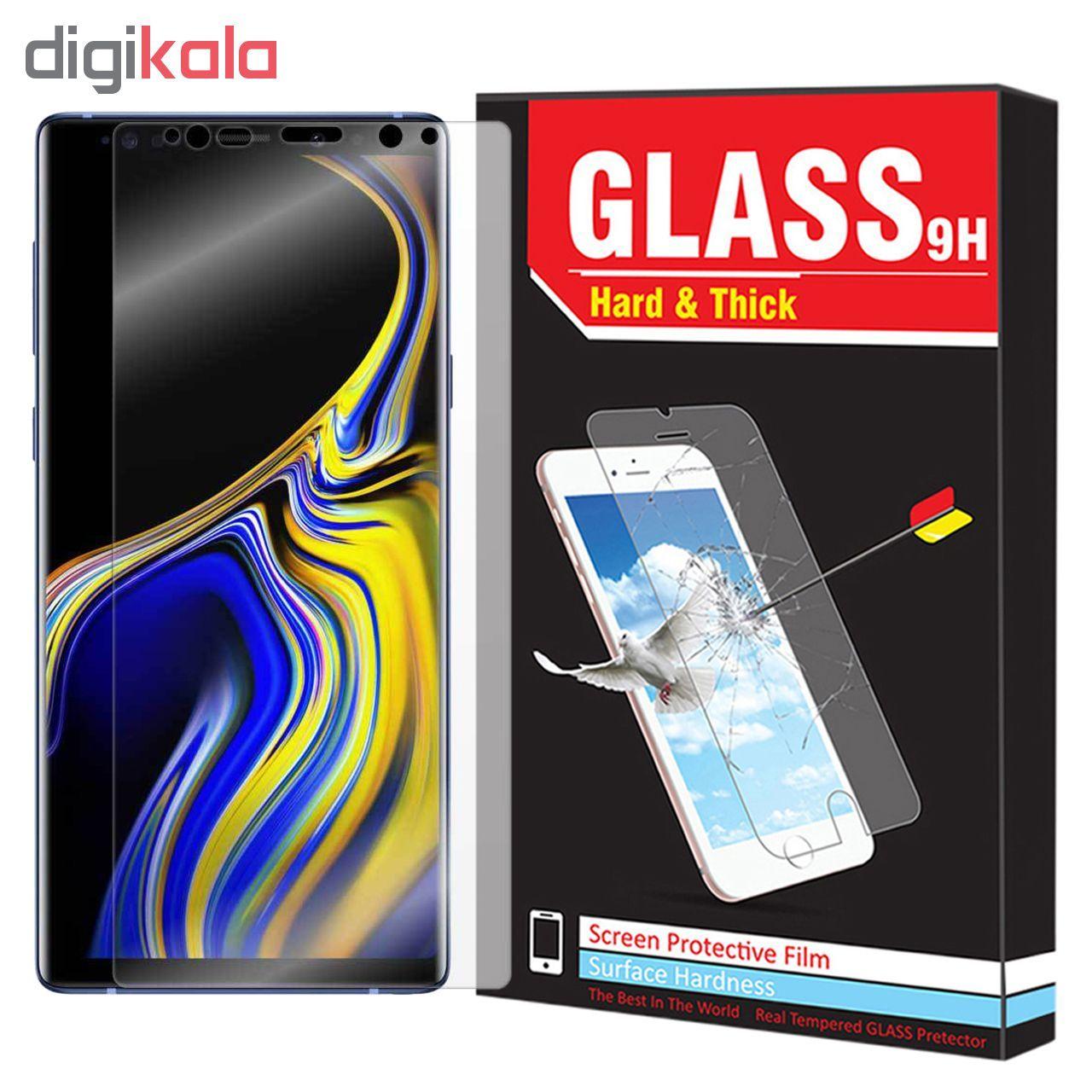 محافظ صفحه نمایش  یووی لایت Hard and thick مدل U-02 مناسب برای گوشی موبایل سامسونگ Galaxy Note 9 main 1 1