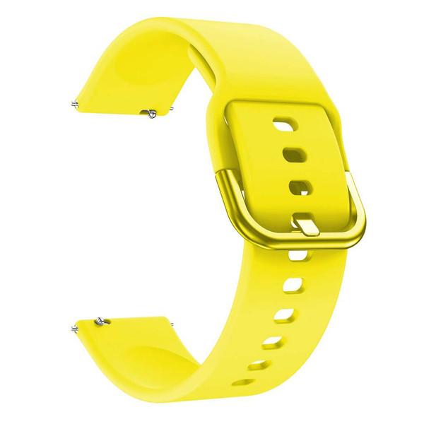 بند مدل Si-42 مناسب برای ساعت هوشمند سامسونگ Gear S2 Classic / Galaxy Watch Active