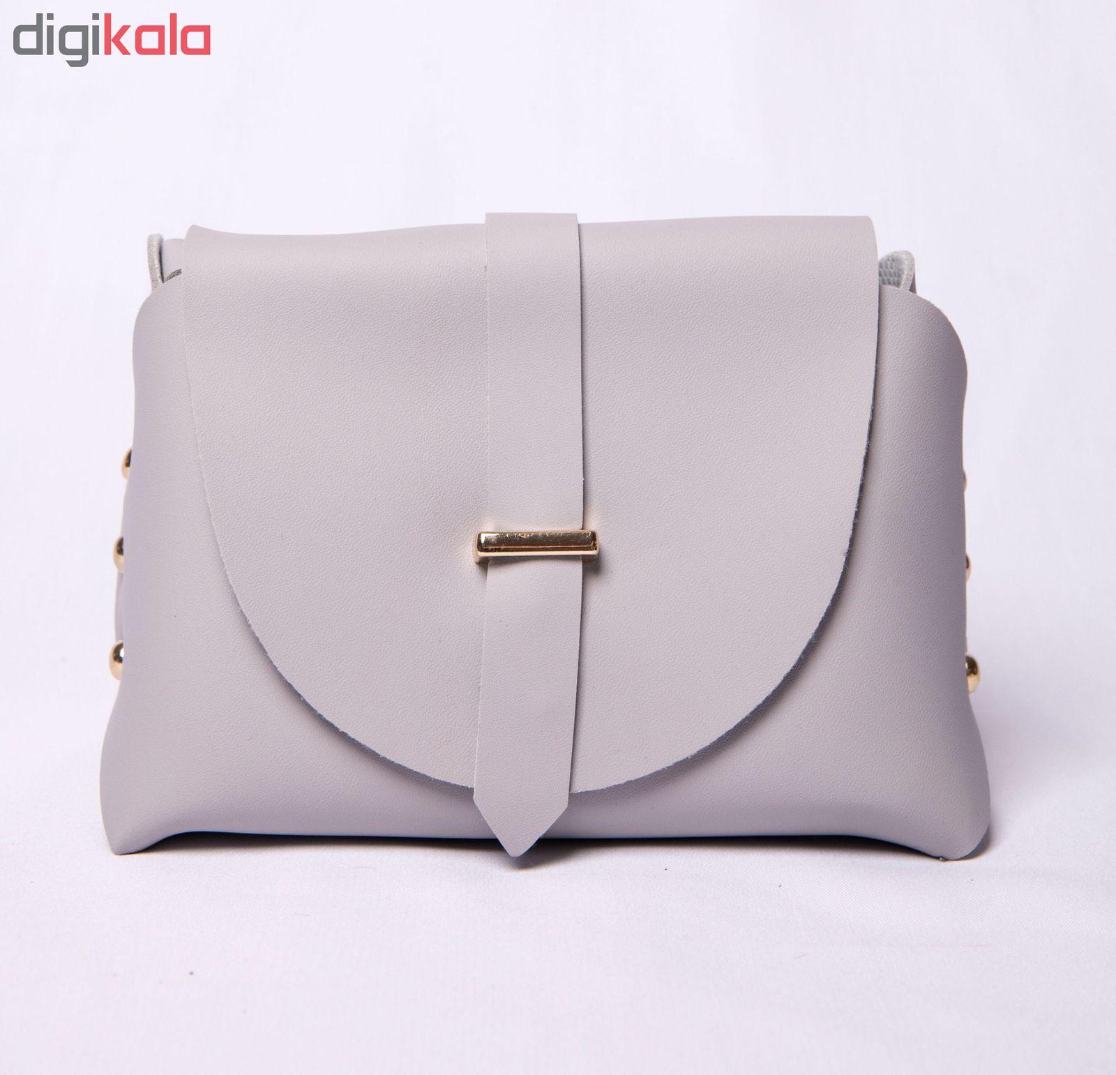 کیف دوشی زنانه مدل روشا -  - 3