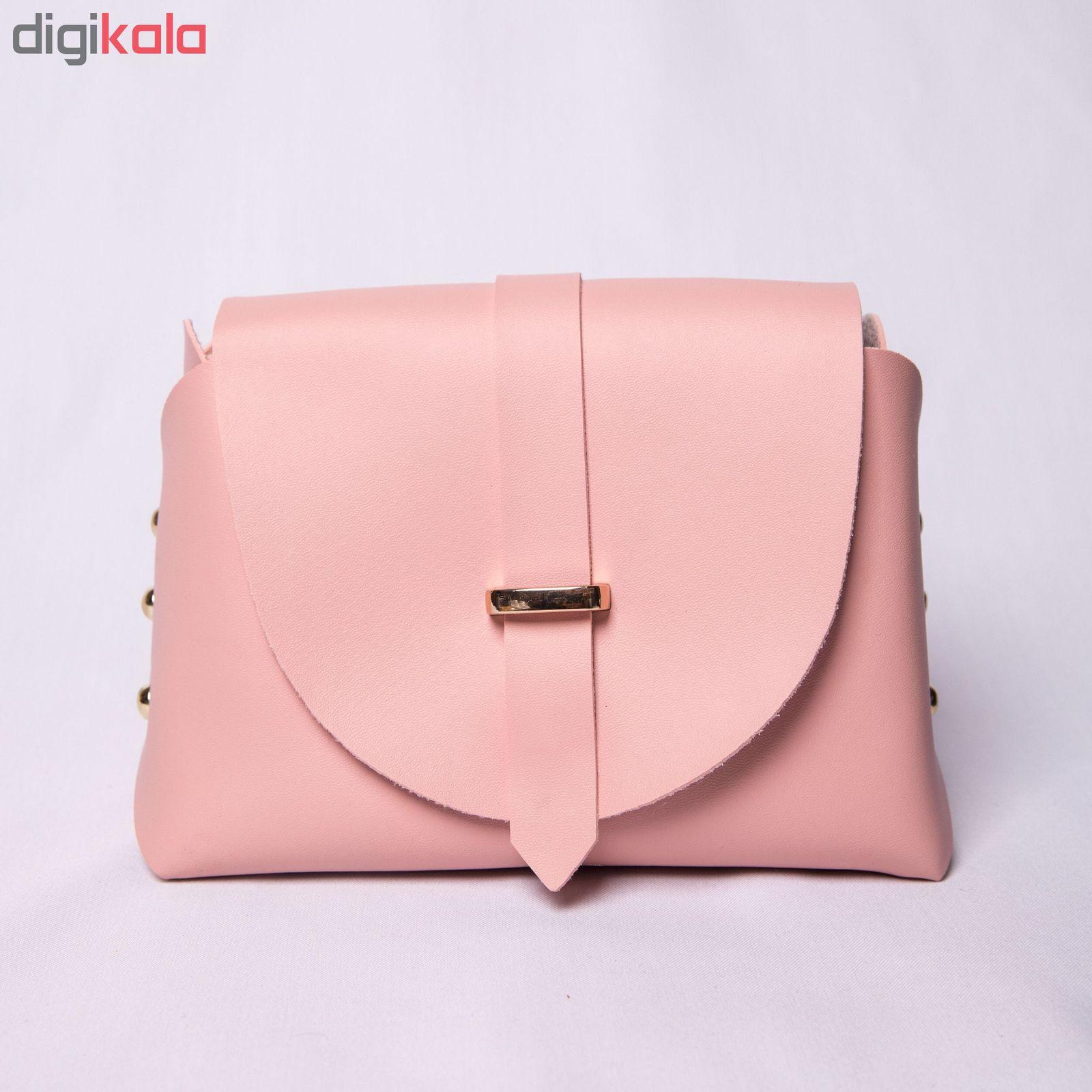 کیف دوشی زنانه مدل روشا -  - 5