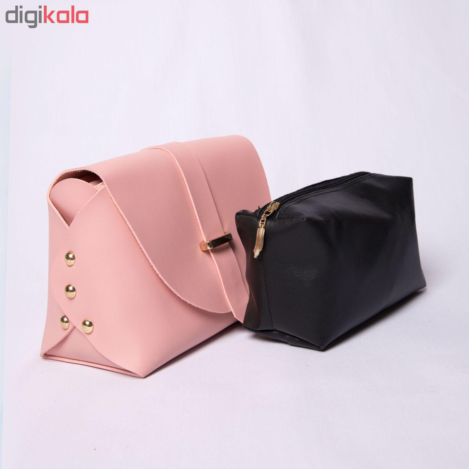 کیف دوشی زنانه مدل روشا -  - 6