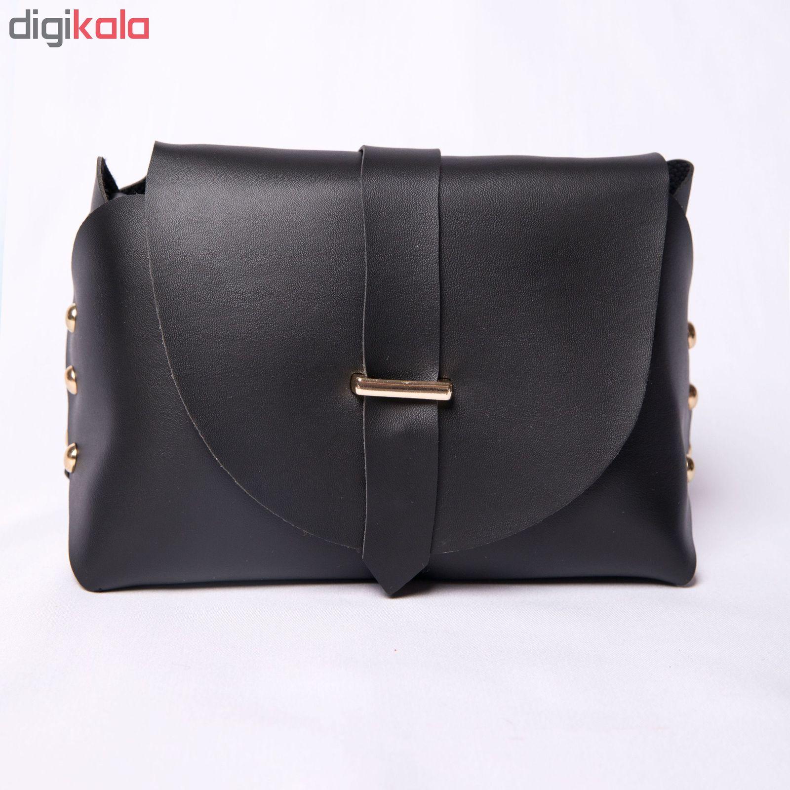 کیف دوشی زنانه مدل روشا -  - 8