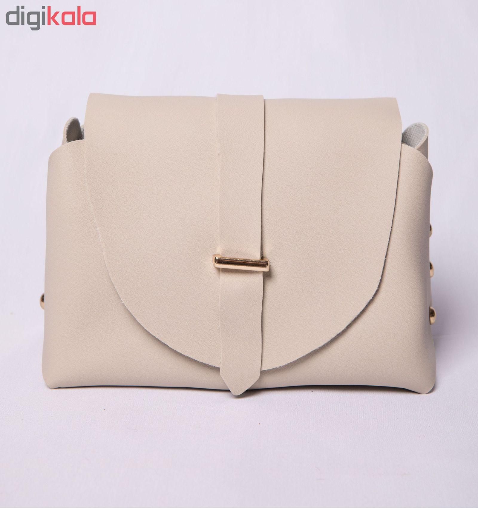 کیف دوشی زنانه مدل روشا -  - 9