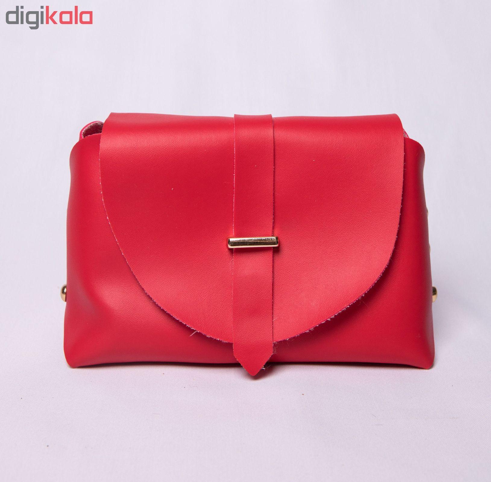 کیف دوشی زنانه مدل روشا main 1 8