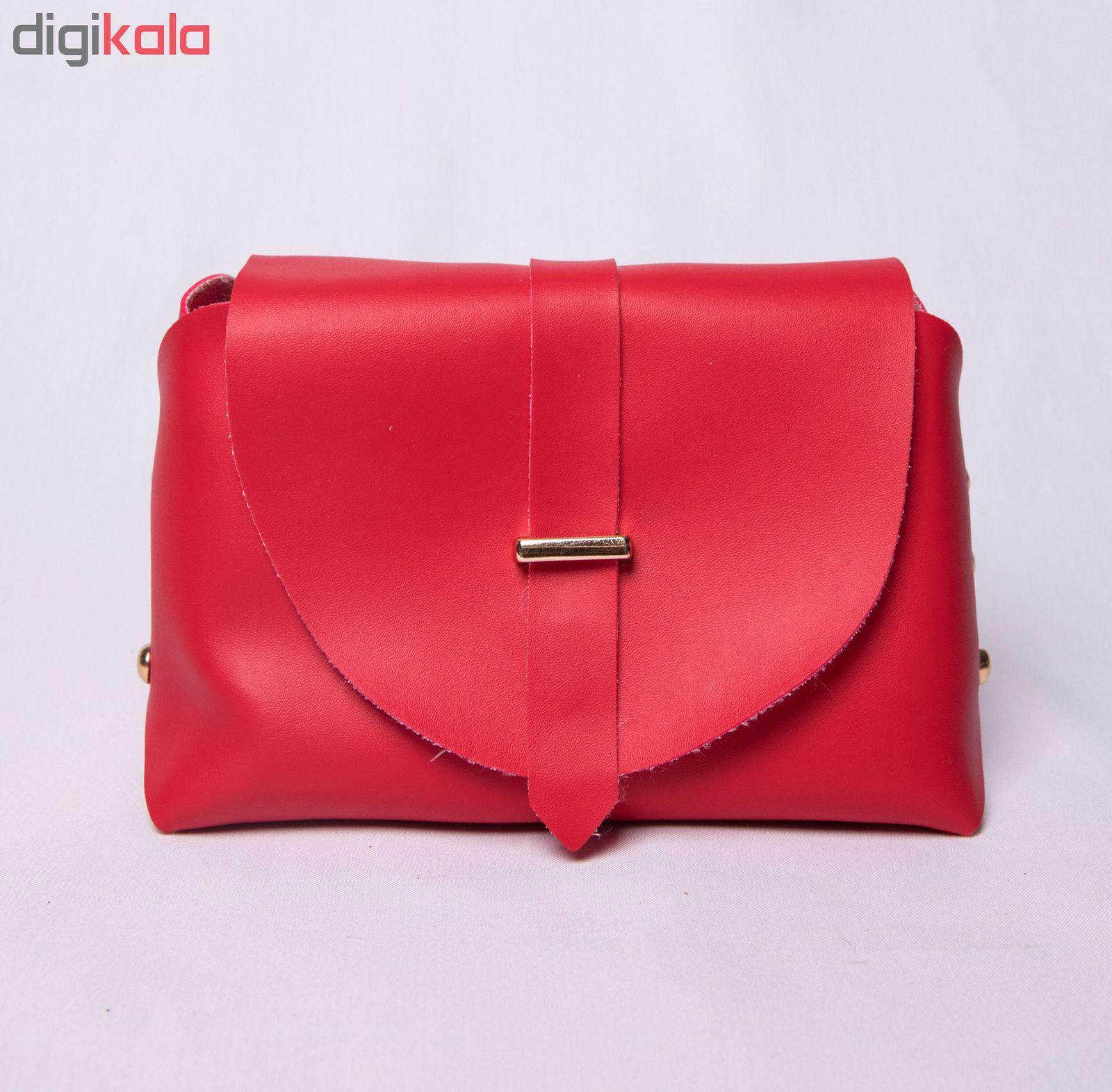 کیف دوشی زنانه مدل روشا -  - 10
