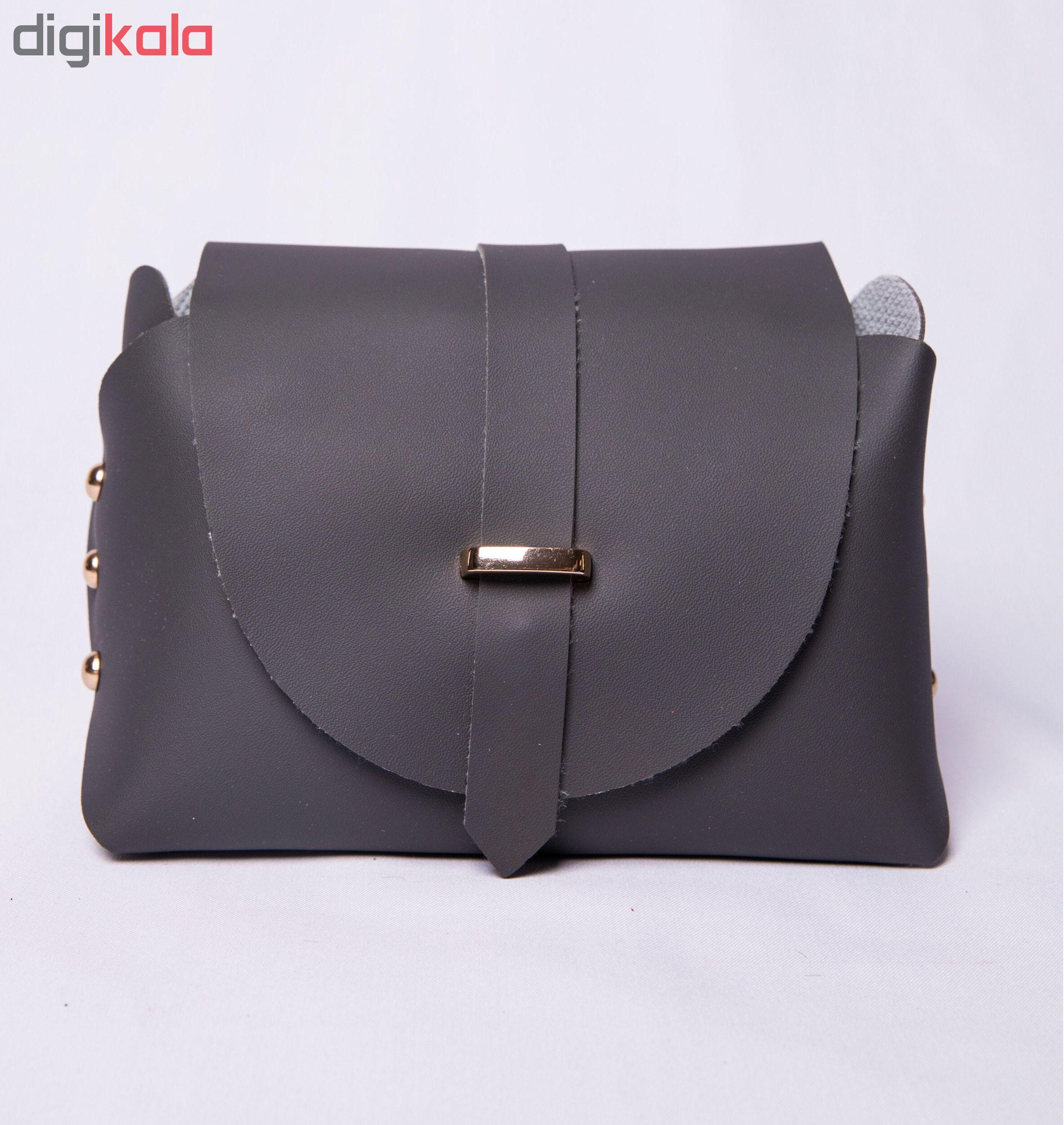 کیف دوشی زنانه مدل روشا