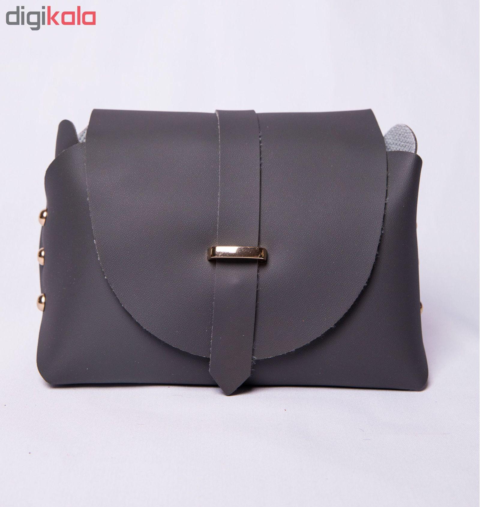 کیف دوشی زنانه مدل روشا -  - 11