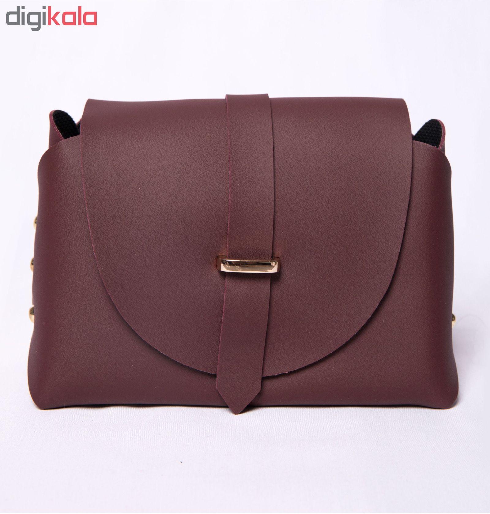 کیف دوشی زنانه مدل روشا -  - 14