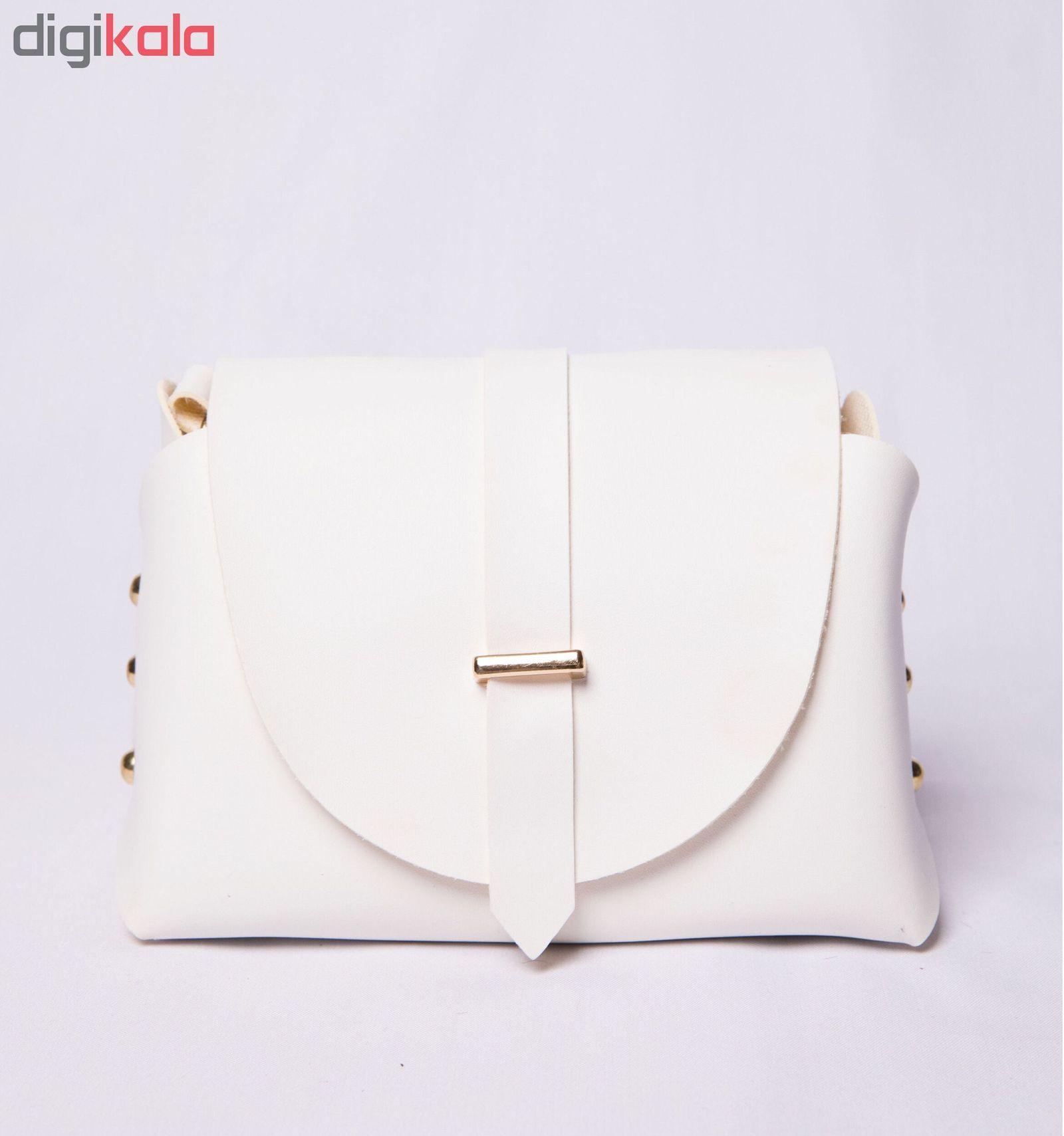 کیف دوشی زنانه مدل روشا -  - 15