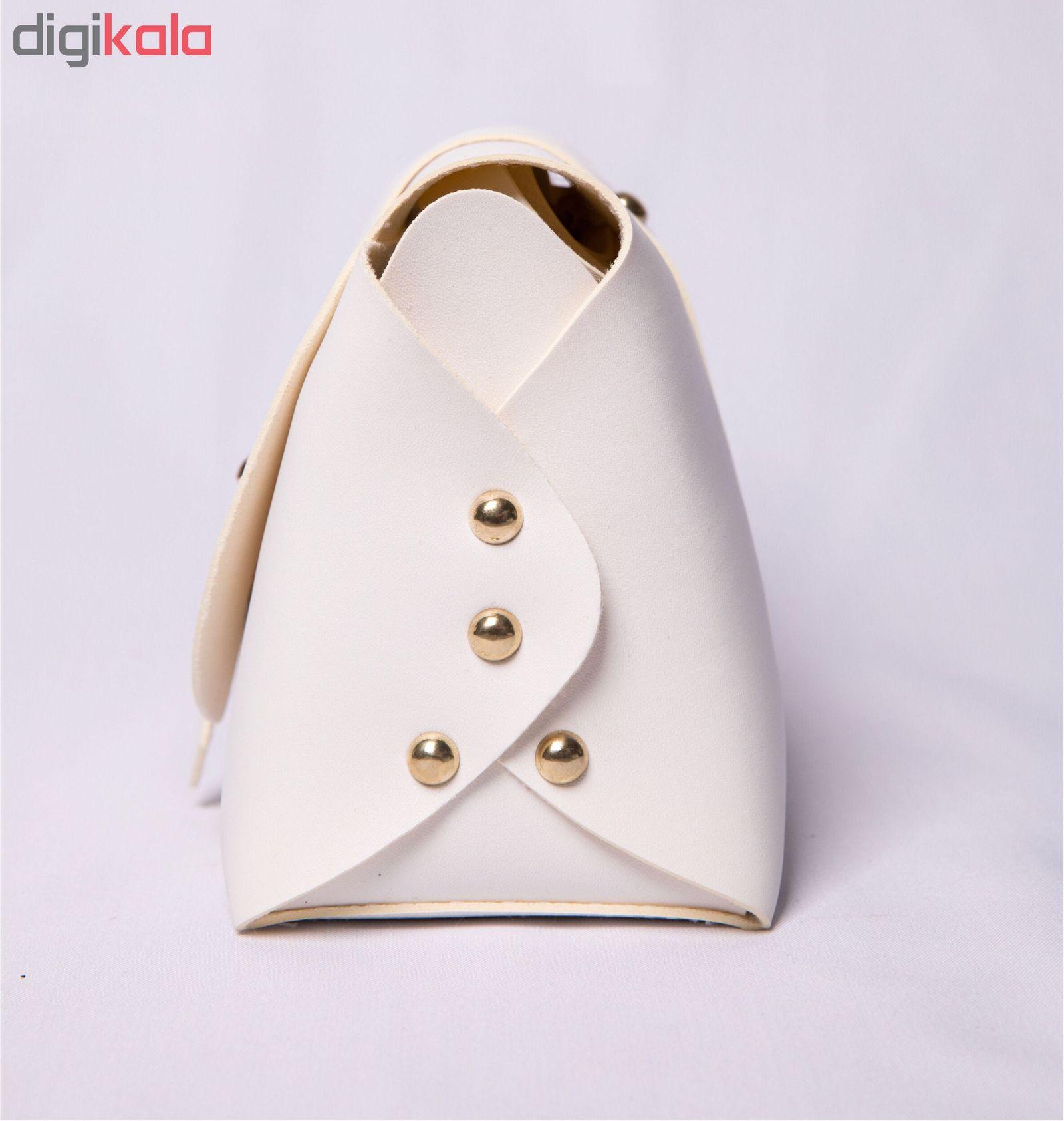 کیف دوشی زنانه مدل روشا -  - 16