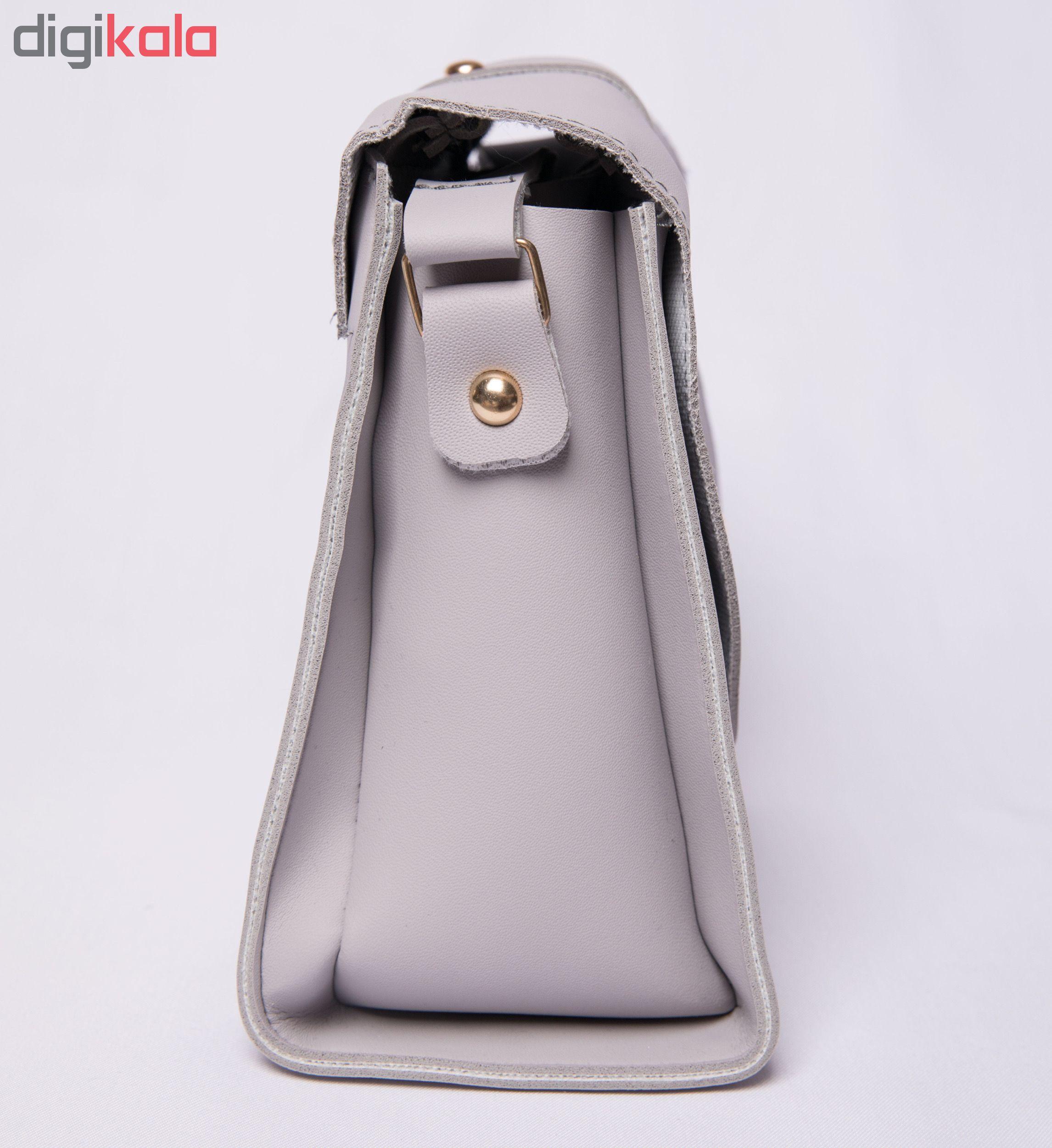کیف دوشی زنانه مدل آرشیدا