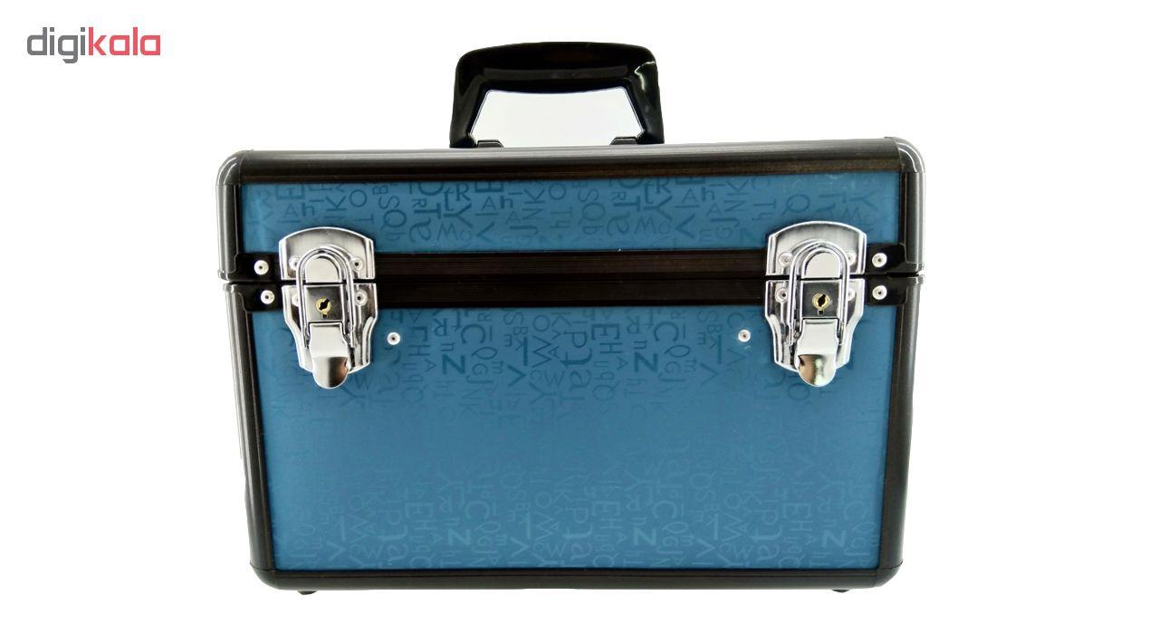 جعبه لوازم آرایشی کد 153