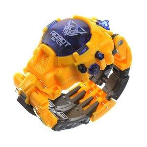 ربات ترنسفورمر مدل EW-P1