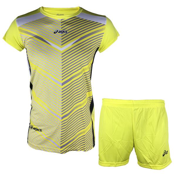 ست پیراهن و شورت ورزشی مردانه کد VL-Y