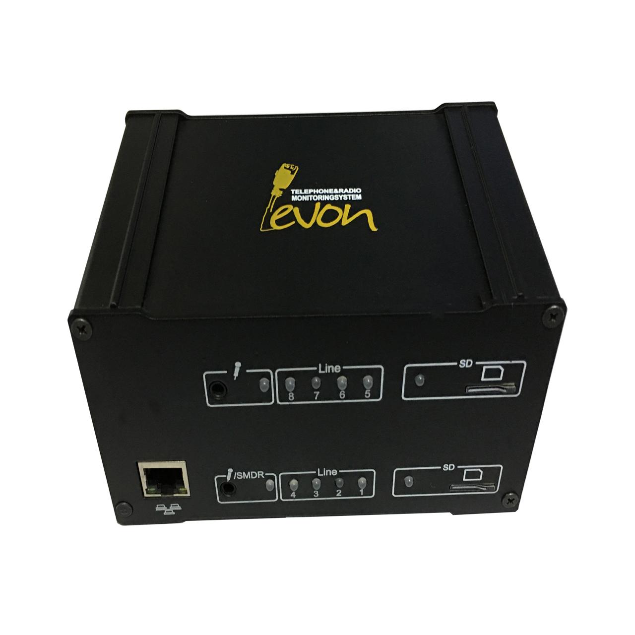 دستگاه ضبط و مدیریت مکالمات تلفن لون مدل L1 کد 008