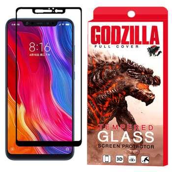 محافظ صفحه نمایش گودزیلا مدل GGF مناسب برای گوشی موبایل شیائومی Mi 8