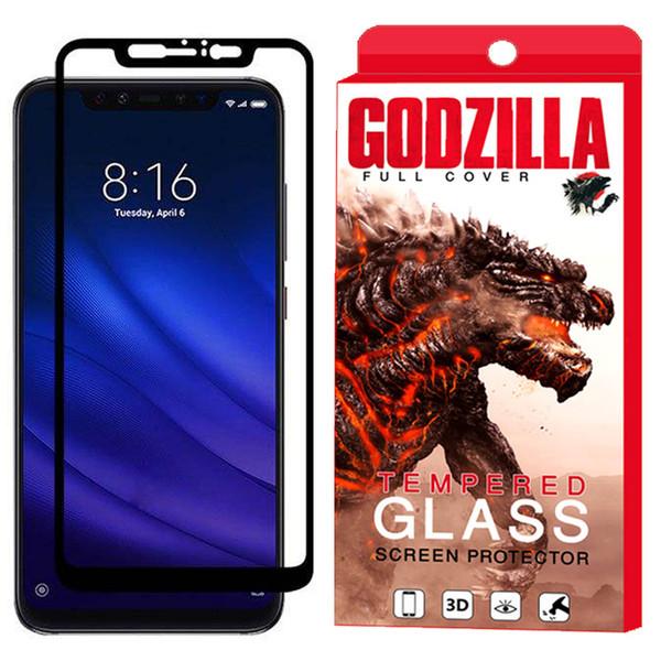 محافظ صفحه نمایش گودزیلا مدل GGF مناسب برای گوشی موبایل شیائومی Mi 8 Pro