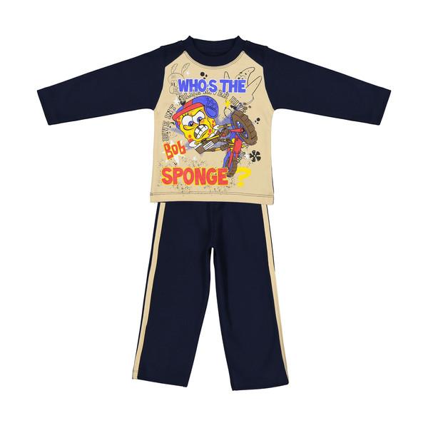ست تی شرت و شلوار راحتی پسرانه وستیتی مدل Ma101