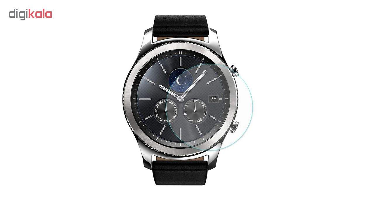 محافظ صفحه نمایش سیحان مدل CLT مناسب برای ساعت هوشمند سامسونگ Gear S3 main 1 1