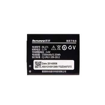 تصویر باتری موبایل مدل BL171 ظرفیت 1500 میلی آمپر ساعت مناسب برای گوشی موبایل لنوو A319             غیر اصل