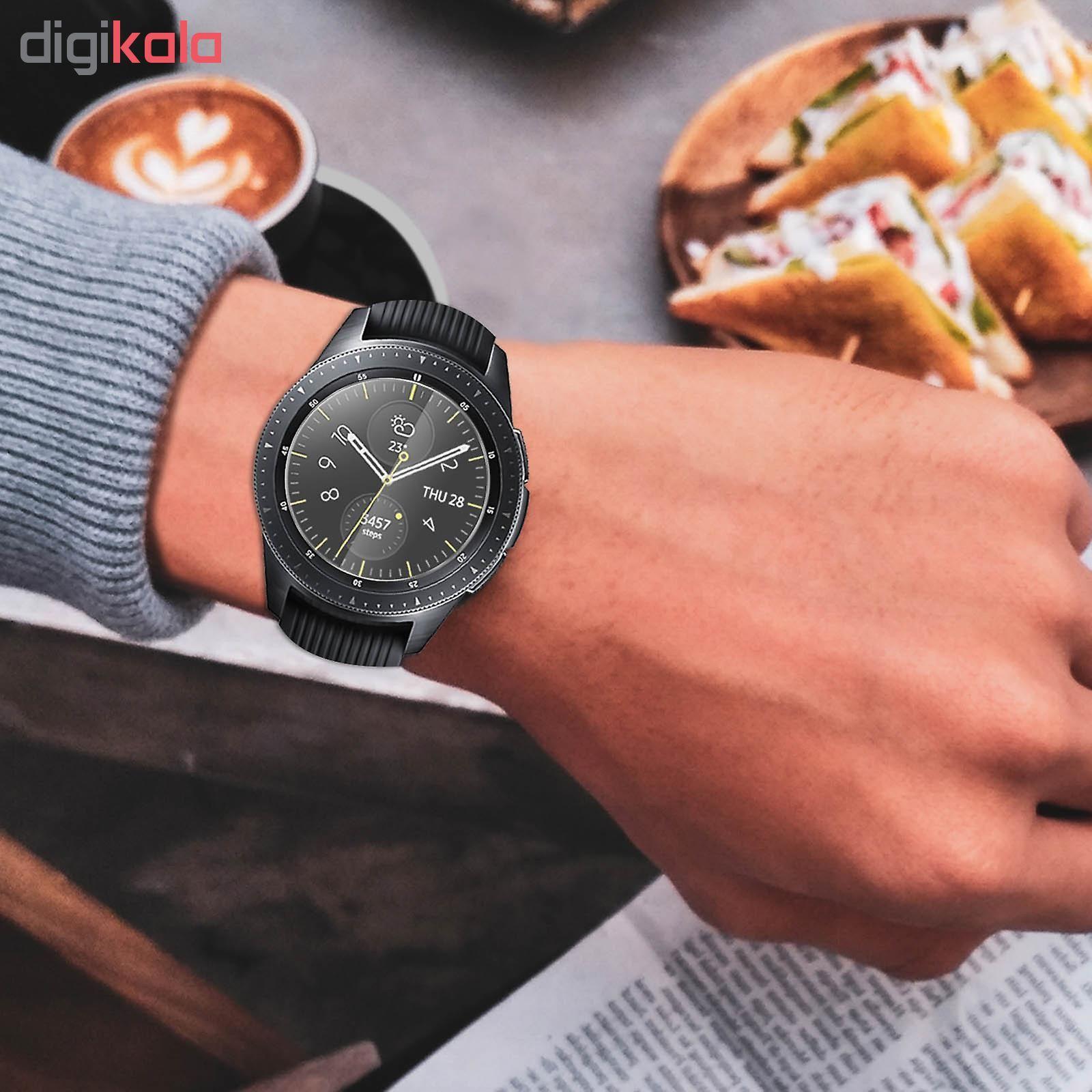 محافظ صفحه نمایش سیحان مدل CLT مناسب برای ساعت هوشمند سامسونگ Gear S3 main 1 3