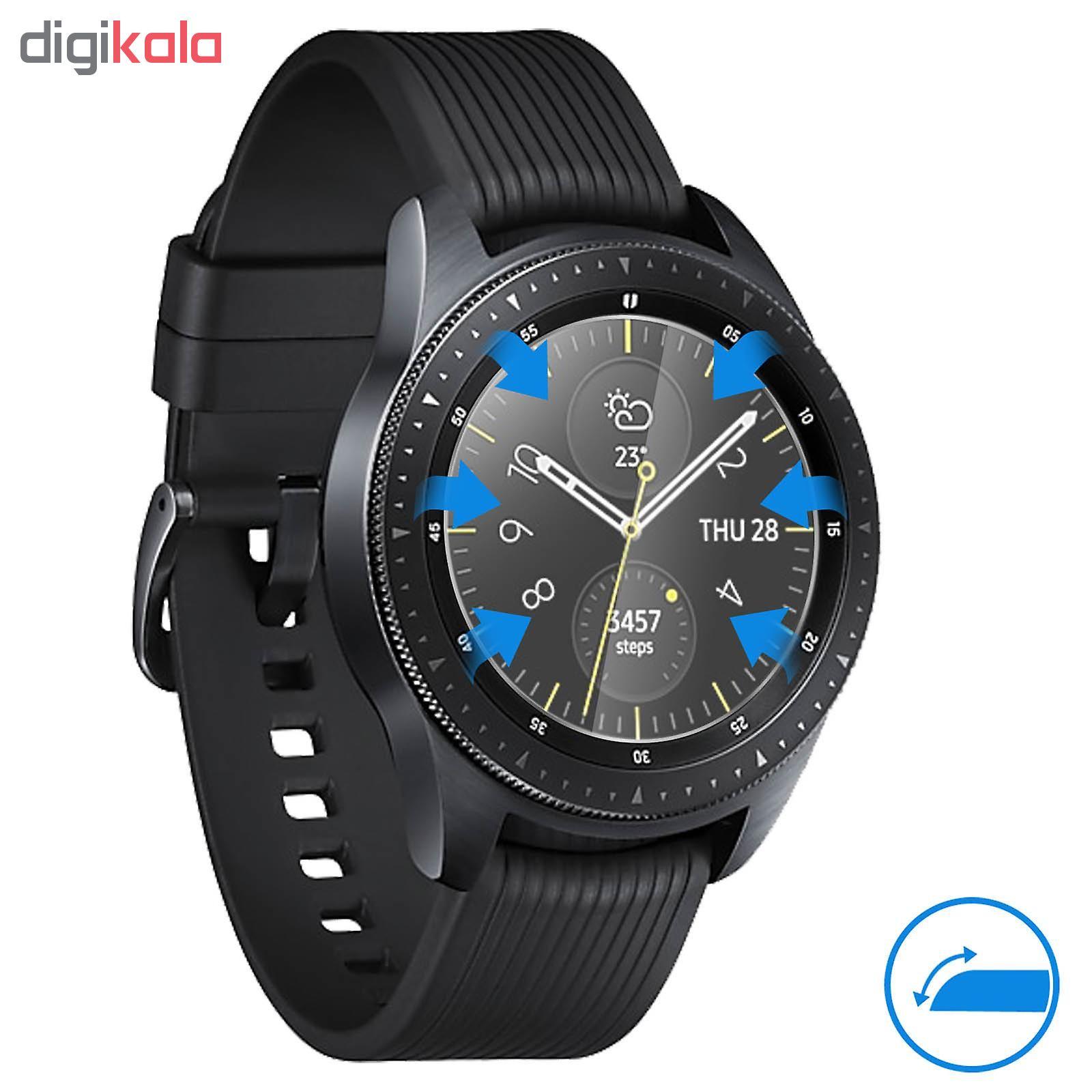 محافظ صفحه نمایش سیحان مدل CLT مناسب برای ساعت هوشمند سامسونگ Gear S3 main 1 4