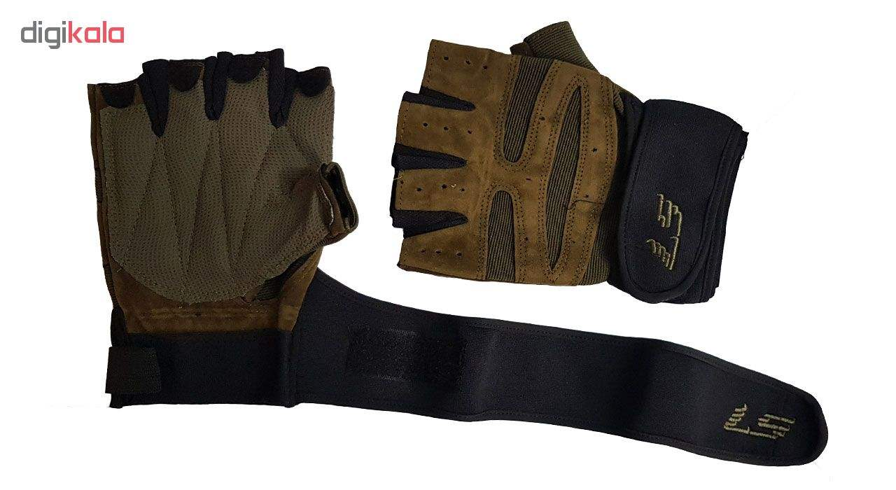 دستکش بدنسازی مدل LS1 main 1 4