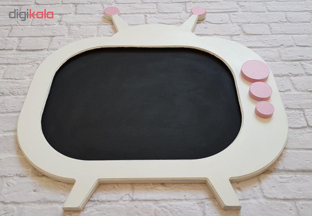 تخته سیاه مدل TV سایز 40× 40 سانتی متر