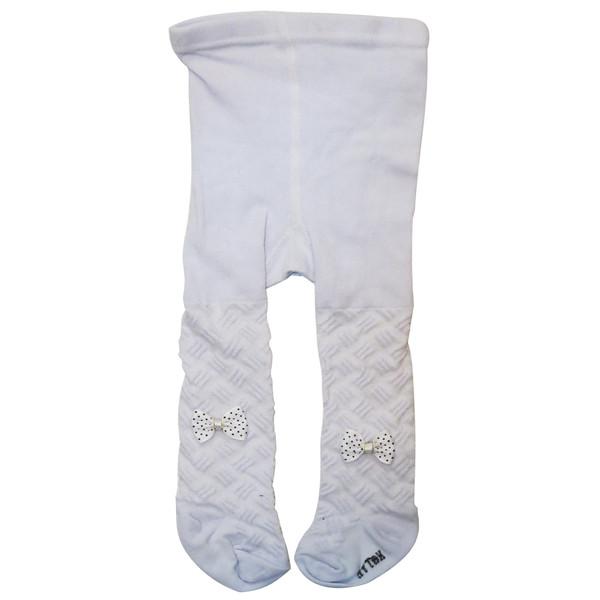 جوراب شلواری نوزادی دخترانه آیتک کد AT021