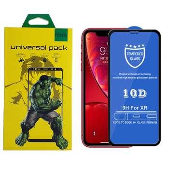 محافظ صفحه نمایش 10D ایبیزا مدل IBI7 مناسب برای گوشی موبایل اپل Iphone XS Max