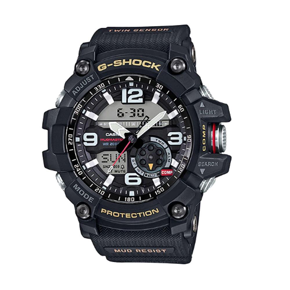 قیمت و خرید                      ساعت عقربه ای مردانه کاسیو مدل جی شاک کد gg-1000-1a