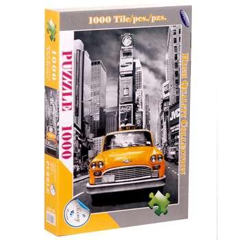 پازل 1000 تکه رینگ طرح نیویورک