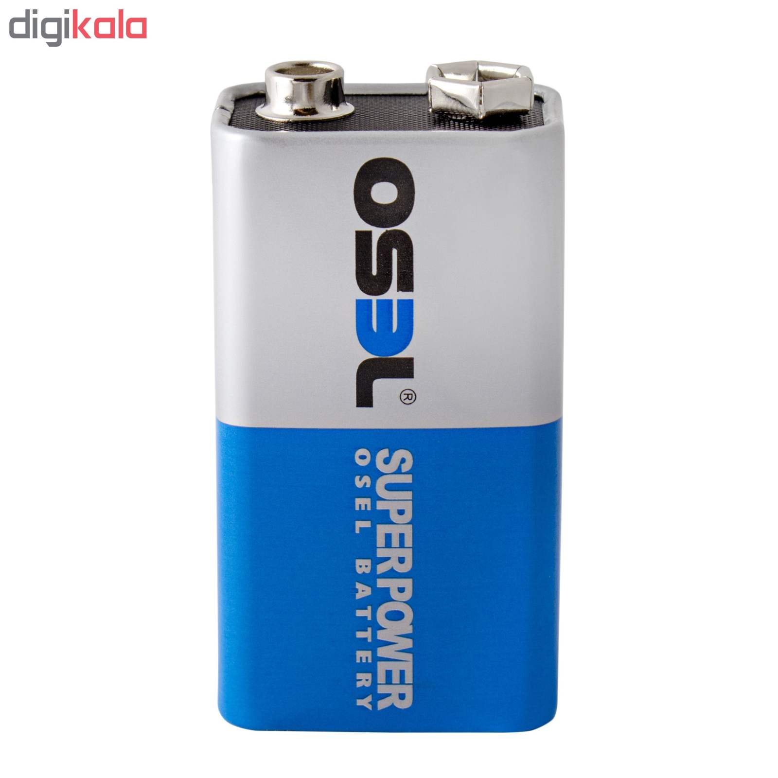 باتری کتابی اوسل مدل Super Power main 1 1