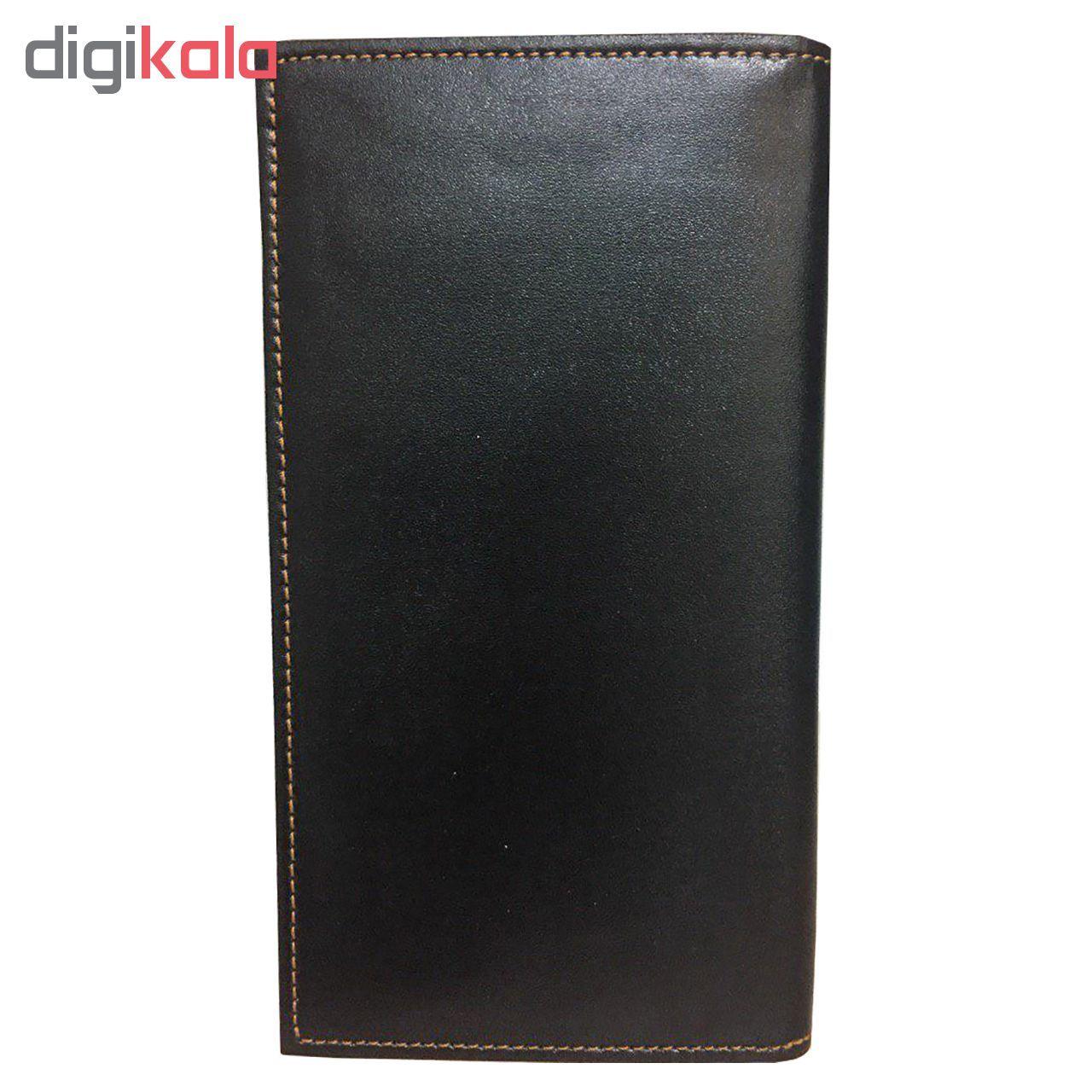 کیف پول مردانه رویال چرم کد M36 main 1 3