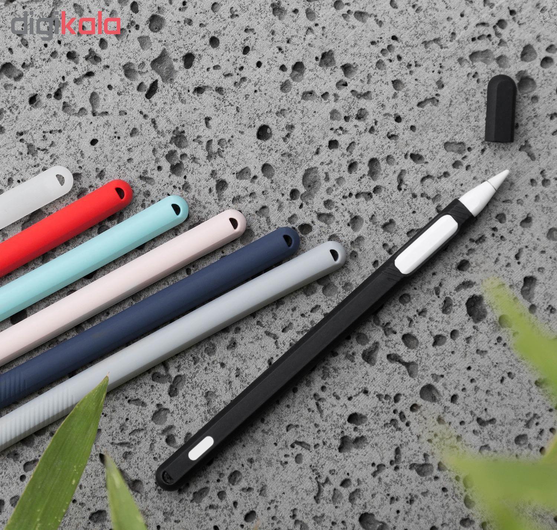 کاور مدل SLC مناسب برای قلم لمسی اپل Pencil 2 main 1 2
