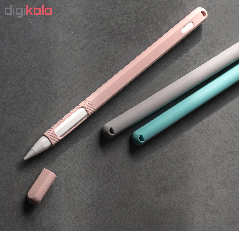 کاور مدل SLC مناسب برای قلم لمسی اپل Pencil 2 main 1 3