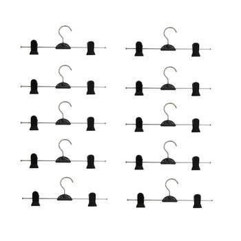 آویز شلوار کد G02 بسته 10 عددی