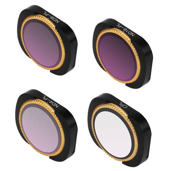 فیلتر لنز سانی لایف اوسمو پاکت مدل AMUT1213 مجموعه 4 عددی