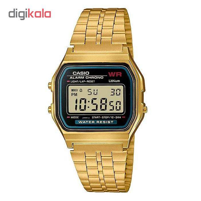 ساعت مچی دیجیتال مدل A159WA -TA-ME