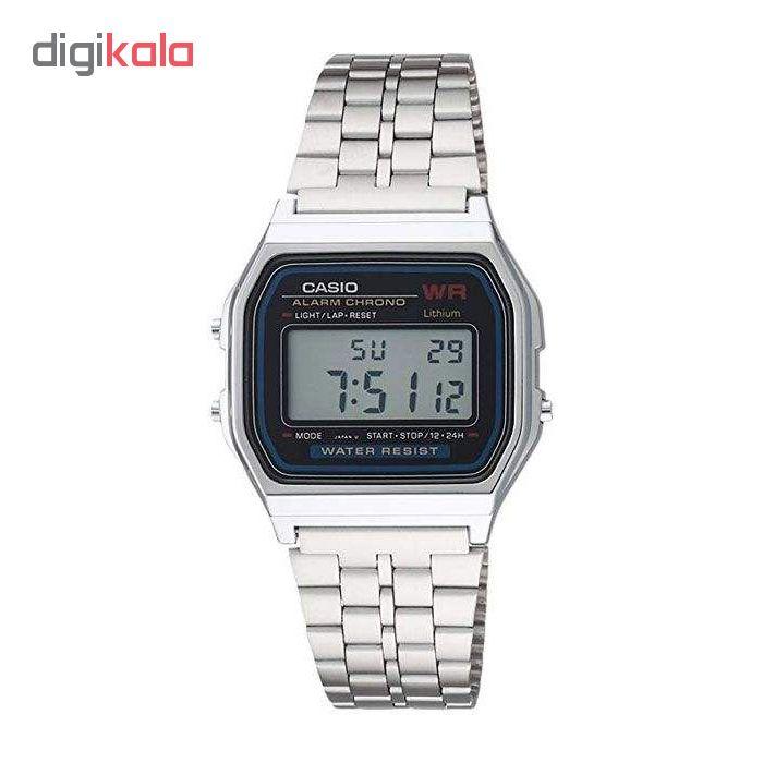 ساعت مچی دیجیتال مدل A159WA -NO-ME