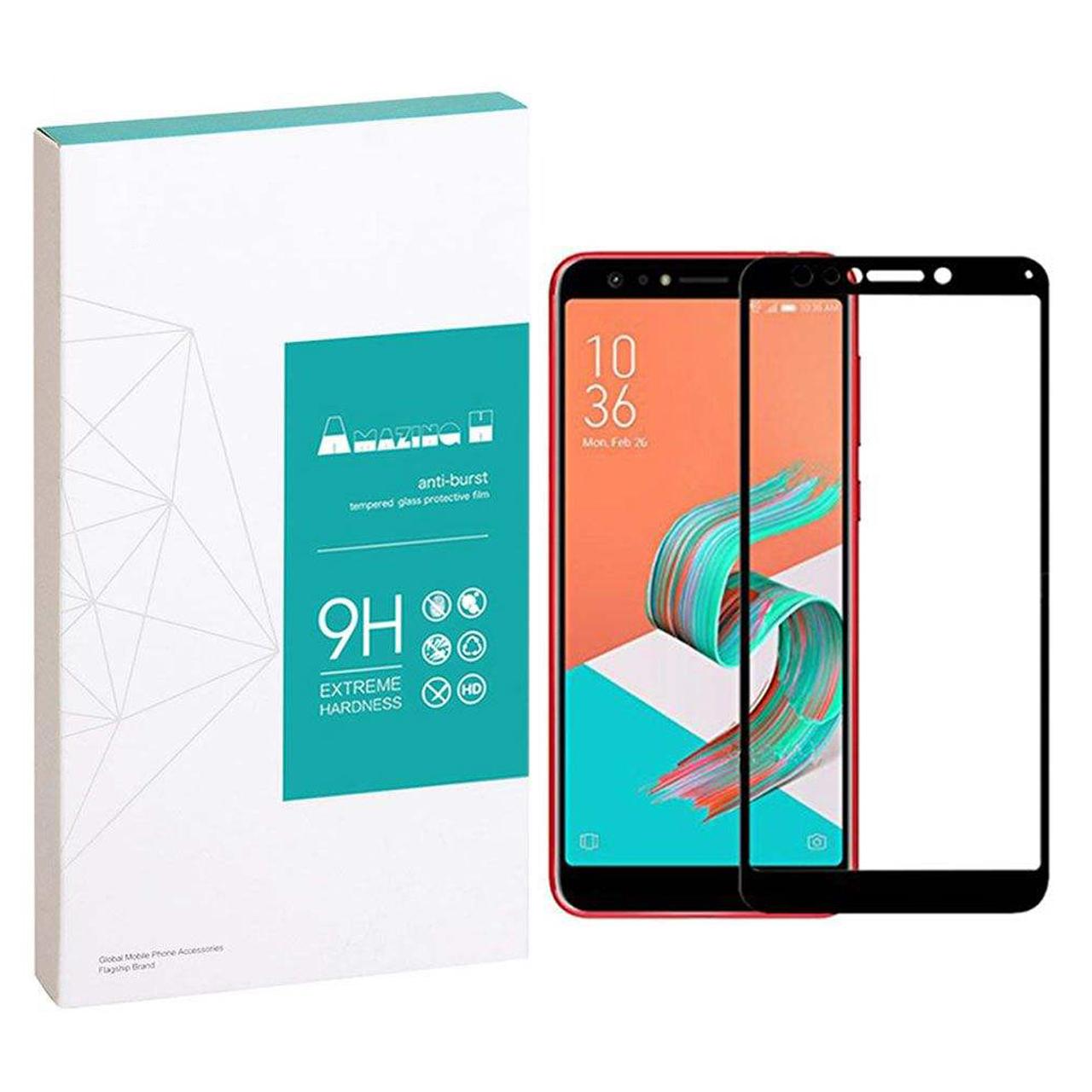 محافظ صفحه نمایش مدل HM01 مناسب برای گوشی موبایل ایسوس Zenfone 5 Lite ZC600KL