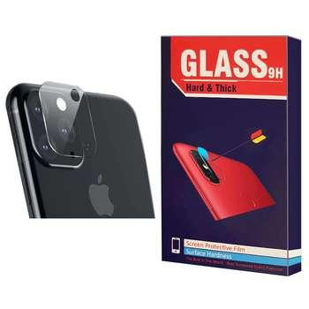 محافظ لنز دوربین Hard and Thick مدل G-002 مناسب برای گوشی موبایل اپل Iphone 11 pro