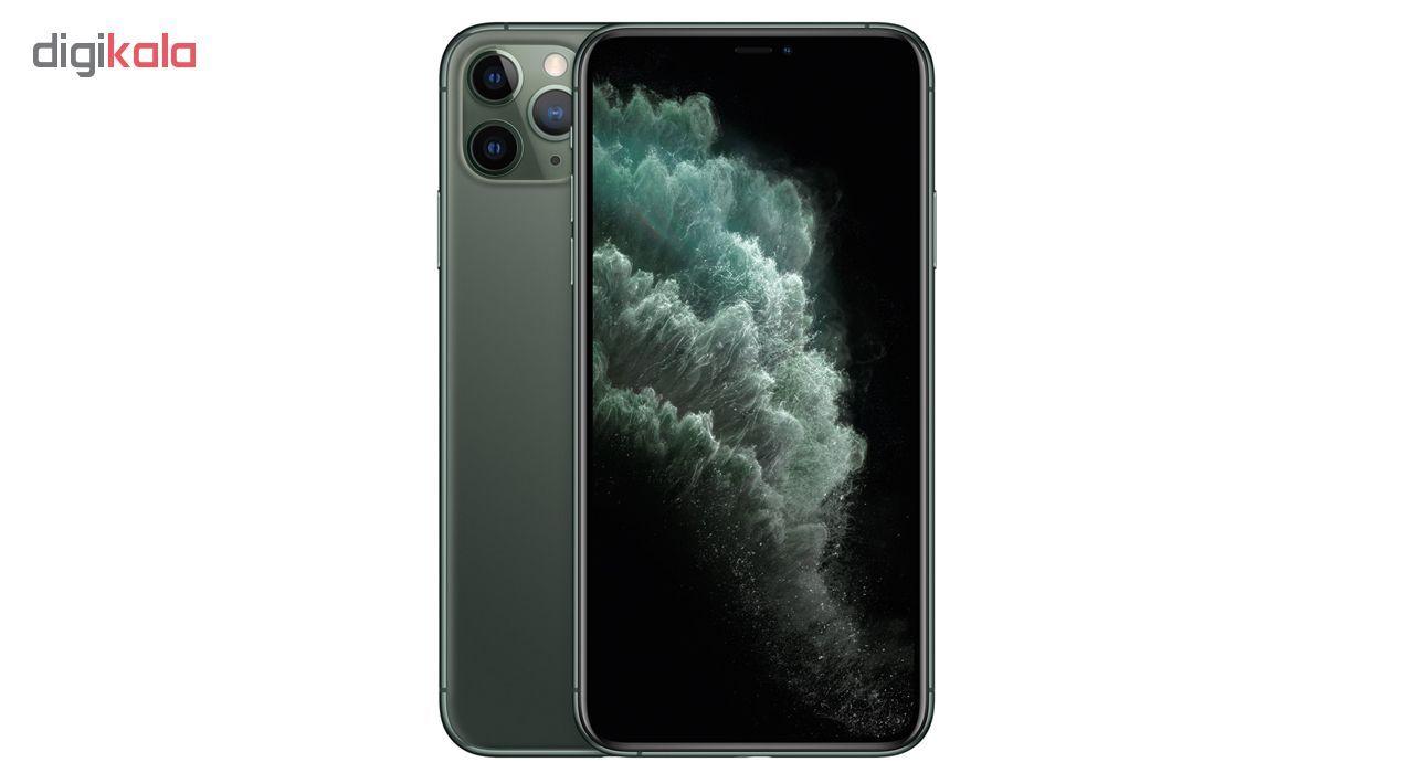 گوشی موبایل اپل مدل iPhone 11 Pro Max A2220 دو سیم کارت ظرفیت 256 گیگابایت main 1 5