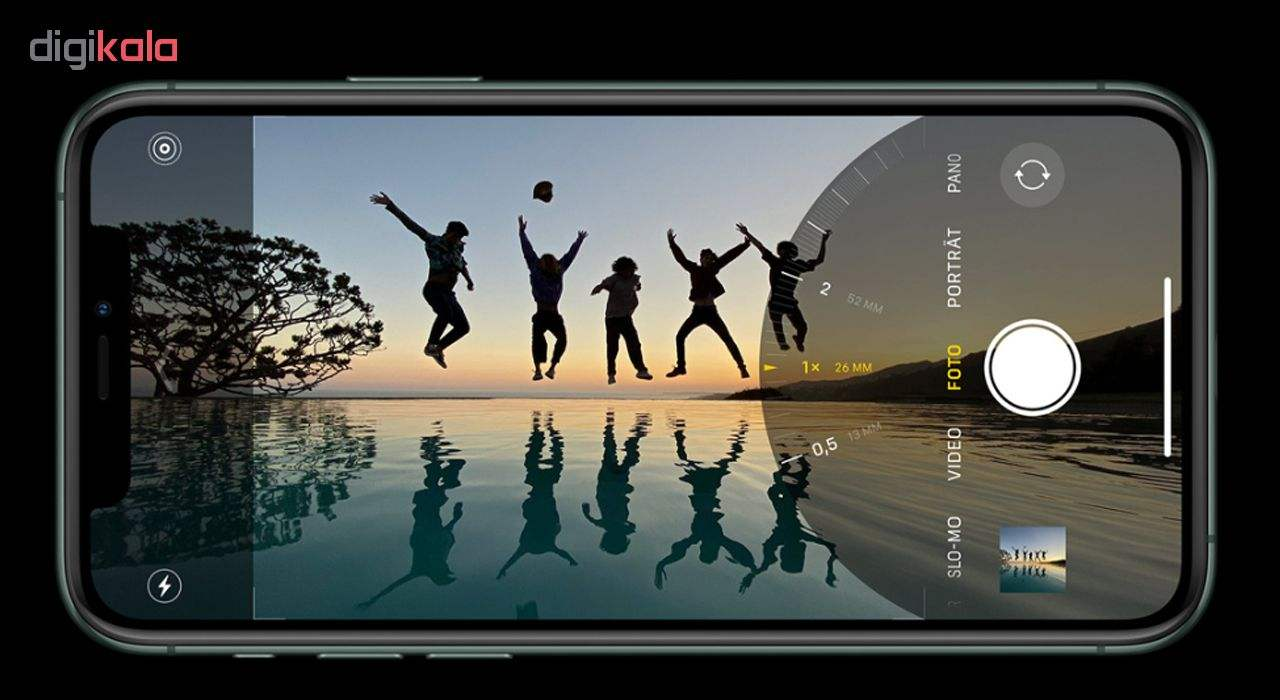 گوشی موبایل اپل مدل iPhone 11 Pro Max A2220 دو سیم کارت ظرفیت 256 گیگابایت main 1 11