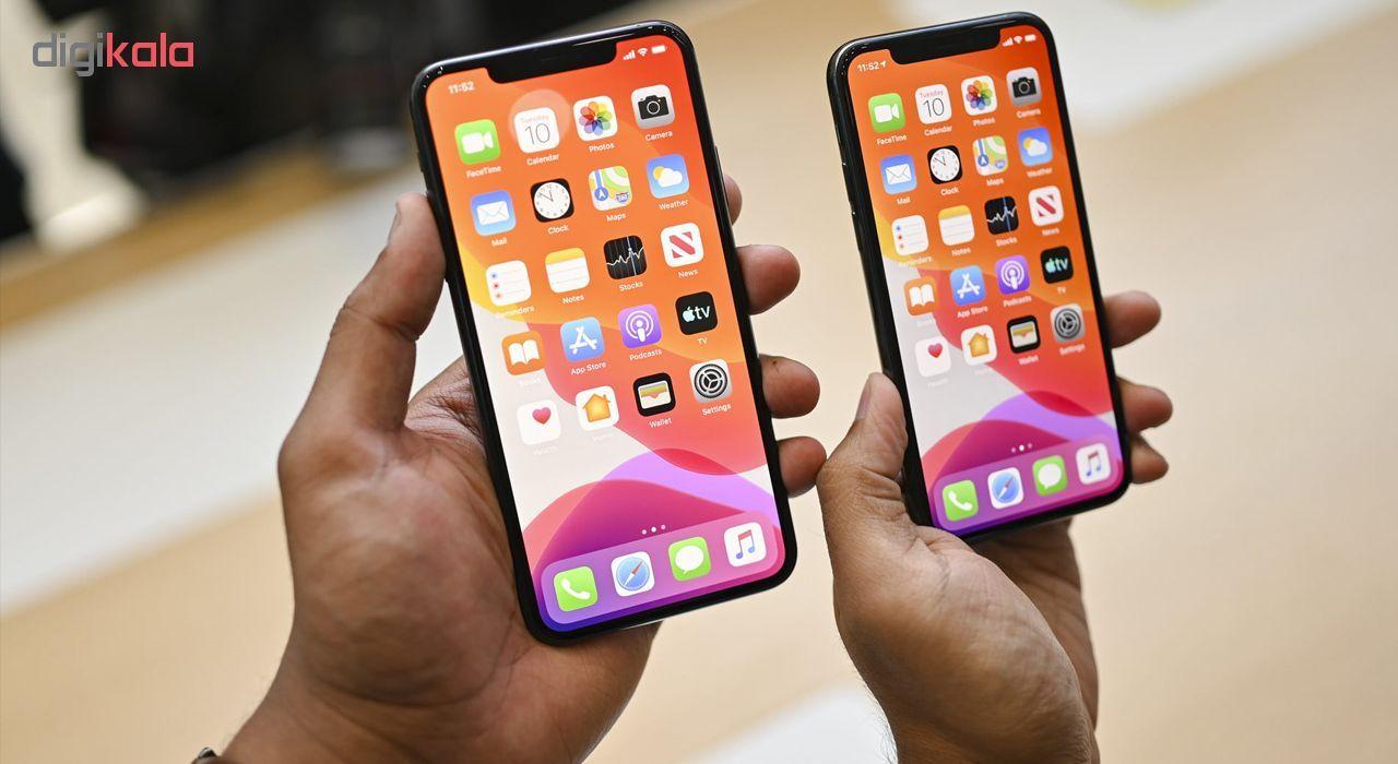 گوشی موبایل اپل مدل iPhone 11 Pro Max A2220 دو سیم کارت ظرفیت 256 گیگابایت main 1 12