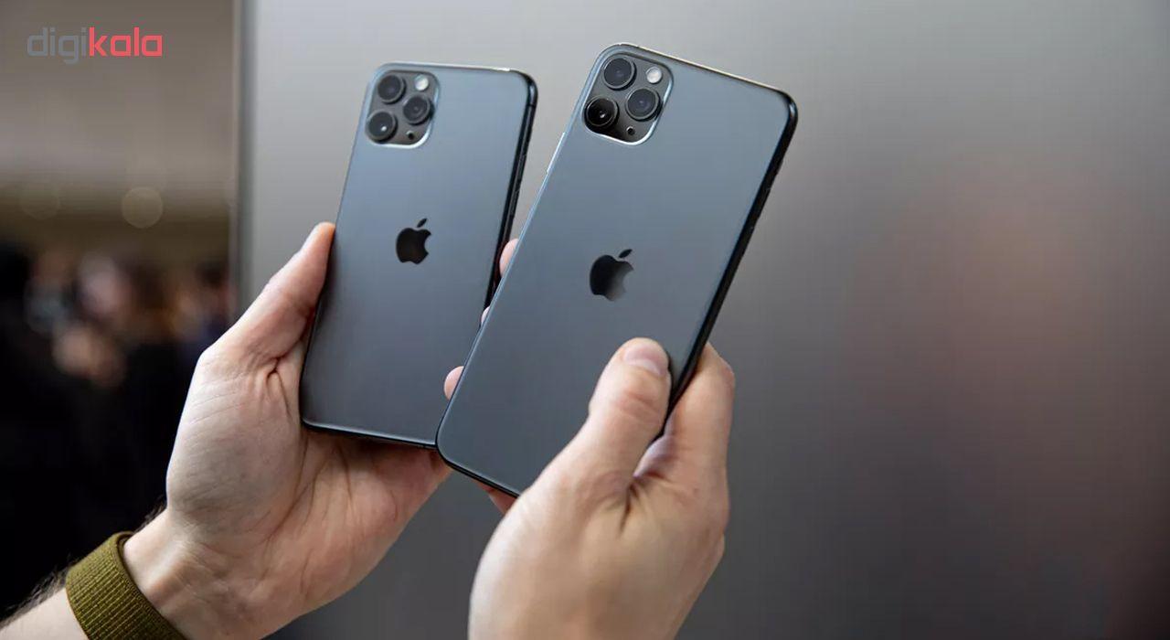 گوشی موبایل اپل مدل iPhone 11 Pro A2217 دو سیم کارت ظرفیت 256 گیگابایت main 1 1