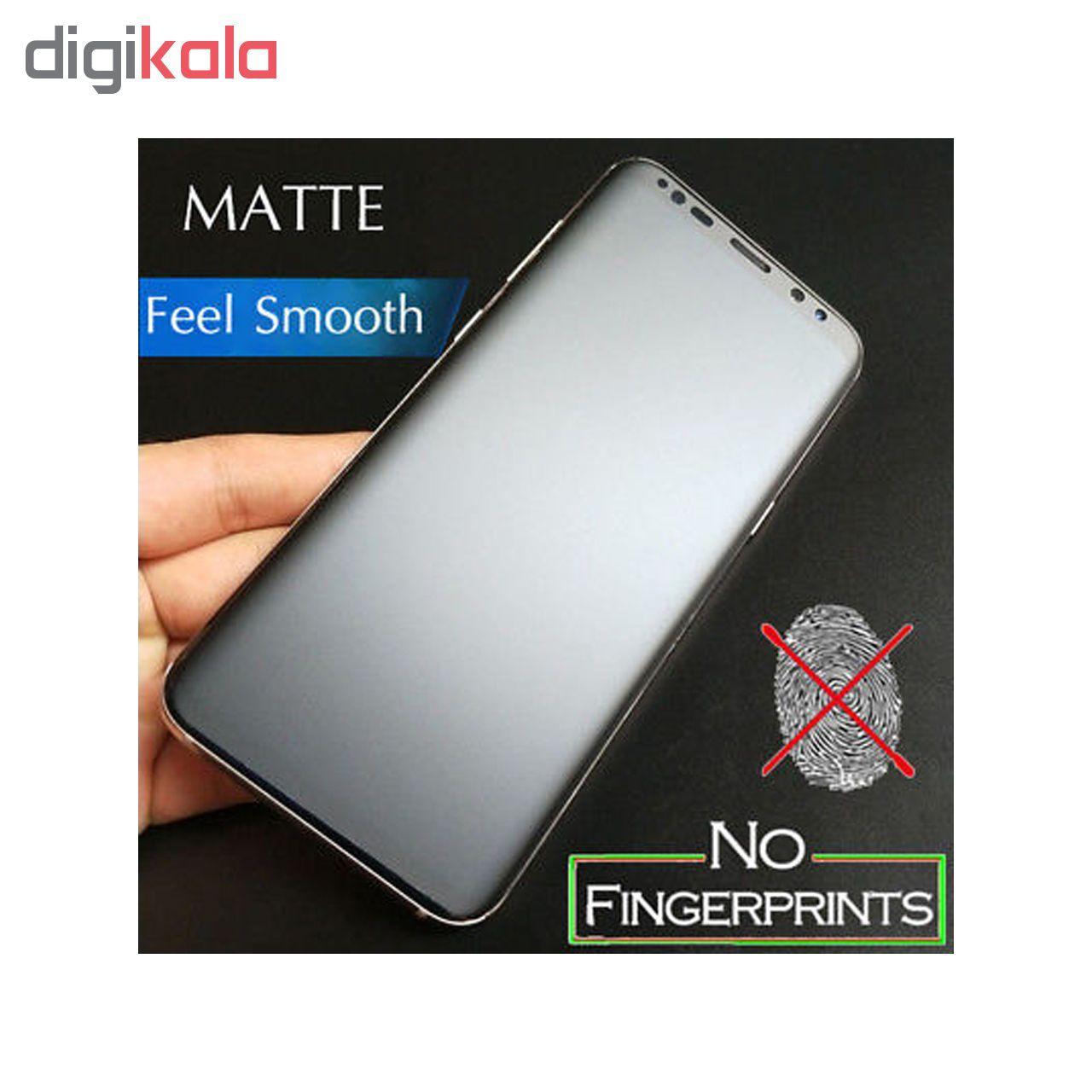 محافظ صفحه نمایش  یووی لایت Hard and thick مدل U-02 مناسب برای گوشی موبایل سامسونگ Galaxy Note 9 main 1 3